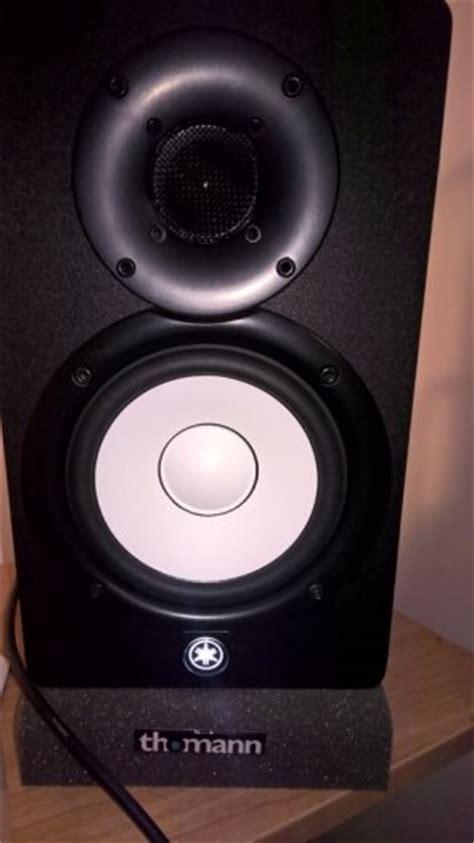 Speaker Yamaha Hs5 set yamaha hs5 speakers for sale in clongriffin dublin from paulheu