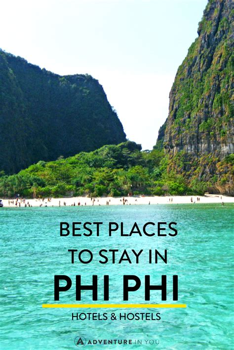 best hotel on phi phi island where to stay in phi phi islands thailand best hotels