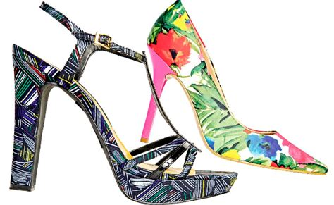 wild pattern heels 50 pairs of must have shoes for spring ny daily news
