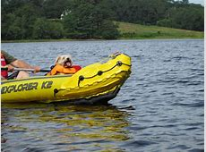 Kayaking Mid-Coast Maine and MORE: Review of the Intex ... Kayak Explore