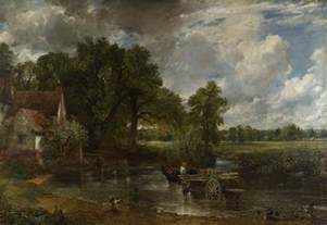 Landscape Artists Constable File Constable The Hay Wain Jpg