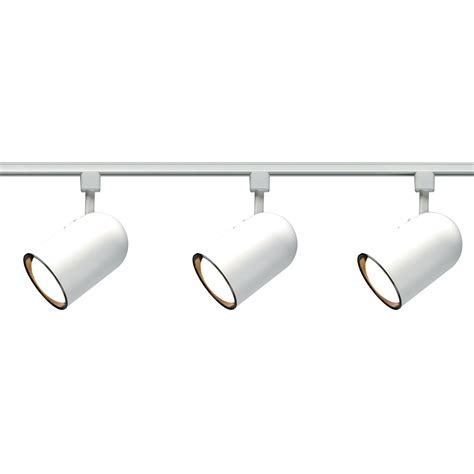Bathroom Hardware Ideas by Nuvo Lighting Tk3 3 Light Bullet Cylinder Track Lighting