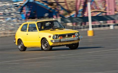 vintage honda civic 1975 honda civic cvcc and 1979 honda civic cvcc wagon