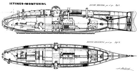 Submarine Sections by The Garden Of Forking Paths