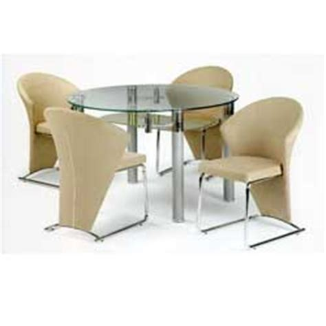 Rotunda Dining Table With Chairs Julian Bowen Rotunda Dining Table And 4 Chairs Dining Table Review Compare Prices Buy