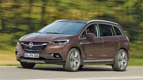 2017 Opel Meriva Redesign Specs And Price 2018 2019