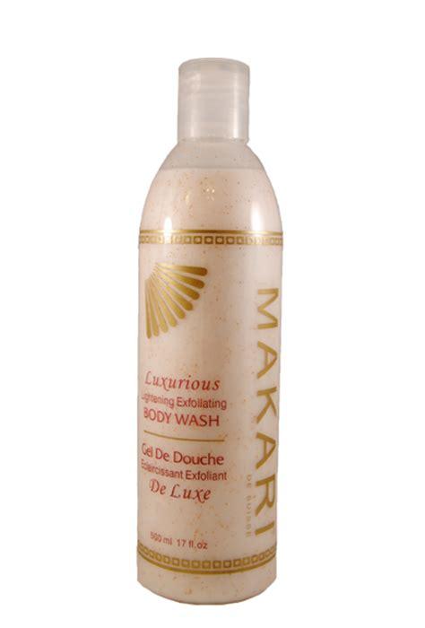 Makari Whitening Shower by Makari S Luxurious Lightening Exfoliating Wash