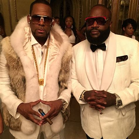rick ross shows off dramatic weight loss rap up rick ross with r kelly showing off his dramatic 100