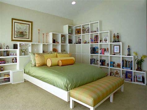 shelf headboard ideas 25 inspiring cube shelves