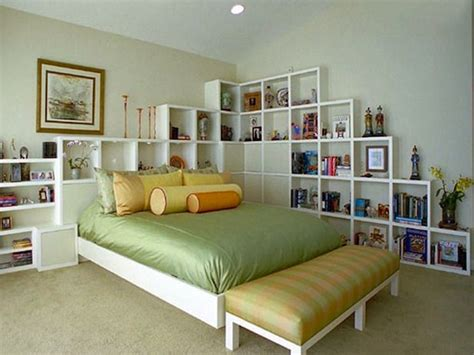 Headboard Shelf Ideas by 25 Inspiring Cube Shelves