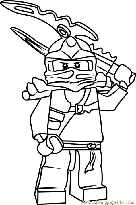 ninjago coloring pages of jay ninjago jay coloring page free lego ninjago coloring