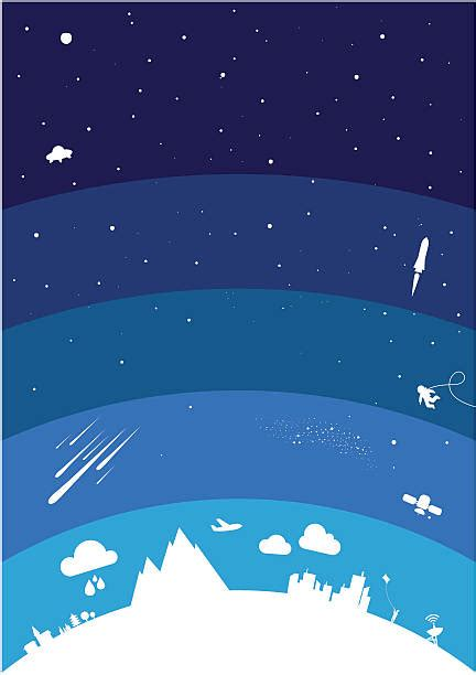 atmosphere illustrations royalty  vector