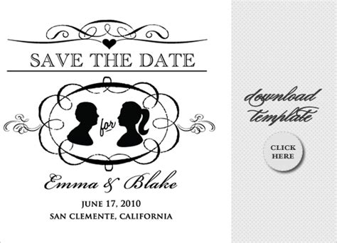 sample save the date flyers free flyer templates word within save