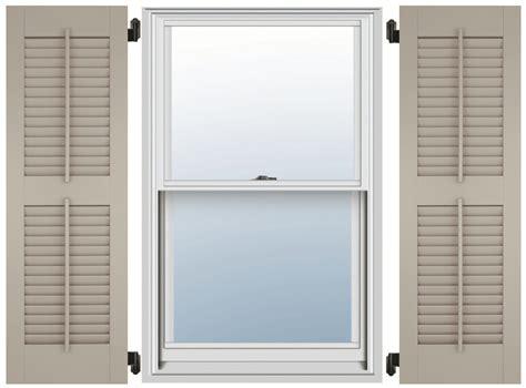 Louvered Exterior Doors Exterior Wood Louvered Doors