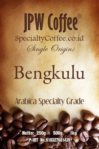 Kopi Liberica Bengkulu 1kg artikel specialty coffee indonesia jpw coffee