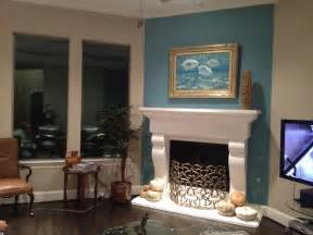 ideas teal accent walls