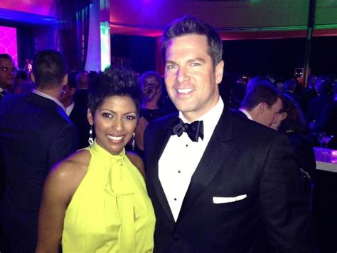 who is tamron hall dating 2016 tamron hall and thomas roberts at the msnbc after party at