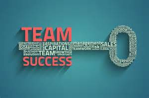 Business team success vector free vector graphic download