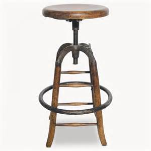 Wood And Metal Bar Stool One World Trading Tn7226 Woodcraft Wood And Metal Bar Stool