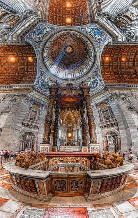 baldacchino di s pietro baldacchino di san pietro st s basilica vatican