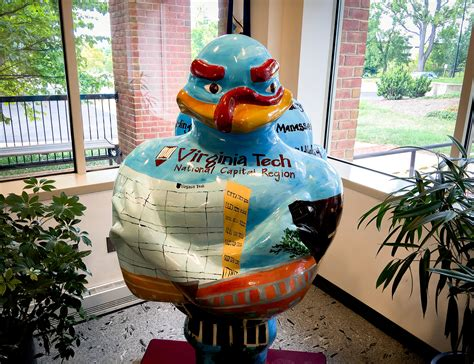 Virginia Tech Falls Church Mba by Hokiebird Migrates From Arlington Finds Welcoming Home At