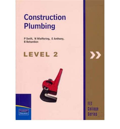 Level 2 Plumbing by Construction Plumbing Level 2 9781868917570