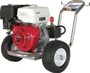 Pe 4013hwpacomz Cold Water Pressure Washer 4 Gpm 4000