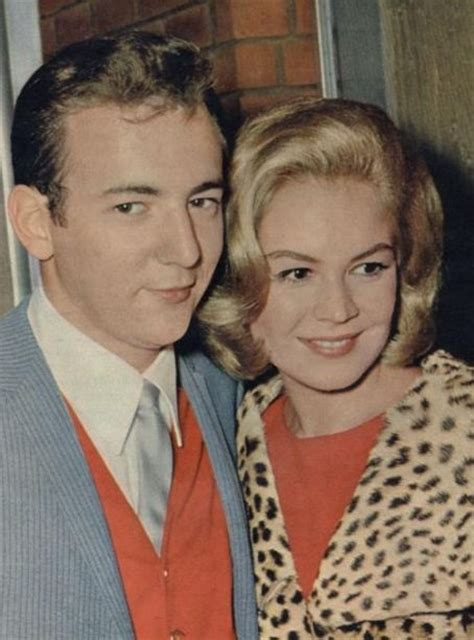 bobby darin and sandra dee 124 best images about famous couples on pinterest elvis