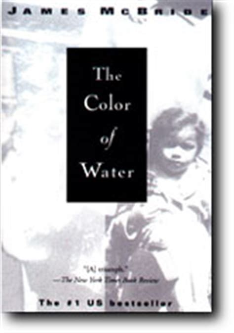 the color of water by mcbride mcbride