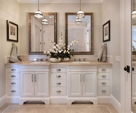 beautiful white bathroom cabinet ideas best ideas about