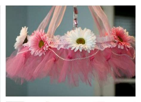 Tutorial Dance Chandelier | how to make a tutu chandelier your daily dance