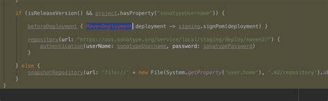 uilabel layout manager cannot resolve symbol mavendeployment on gradle