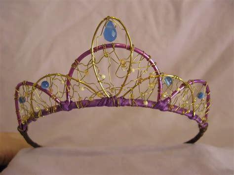 craft wire crown diy tiara tutorial craft ideas pinterest princess