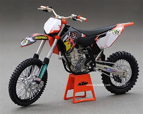 diecast motocross bikes 1 12 ktm 450 sxf 09 motocross diecast motorcycle bike