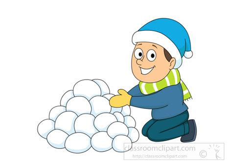 snowball clipart weather clipart in pile of snowballs 116 clipart