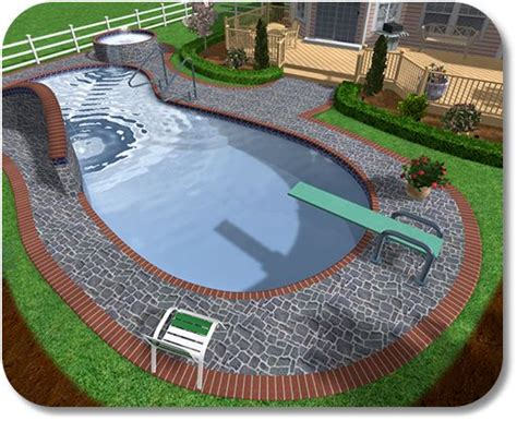 backyard inground pools small backyard inground pool ideas landscape design software adding a swimming