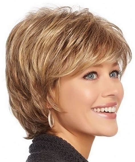 photos of haircuts for 60 wide neck 1000 ideas about short shaggy haircuts on pinterest