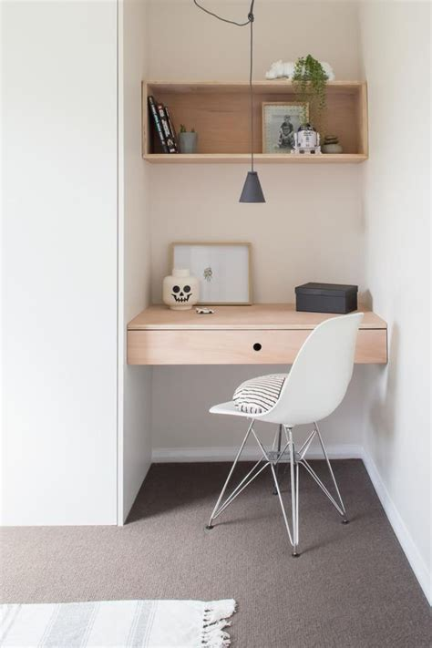 desk for a small bedroom best 25 small workspace ideas on homework