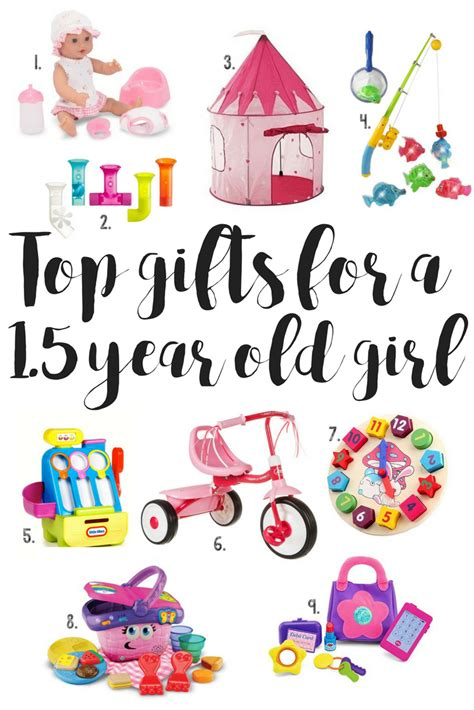 must buy top gifts for a 1 5 year old girl on amazon