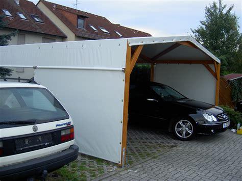 Carport Mit Plane Frische Haus Ideen