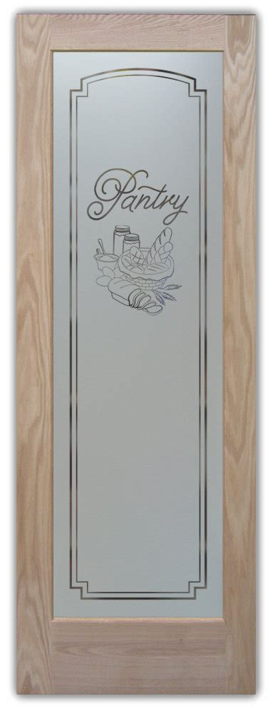 Frosted Glass Pantry Door Etched Glass Pantry Doors Sans Soucie Glass