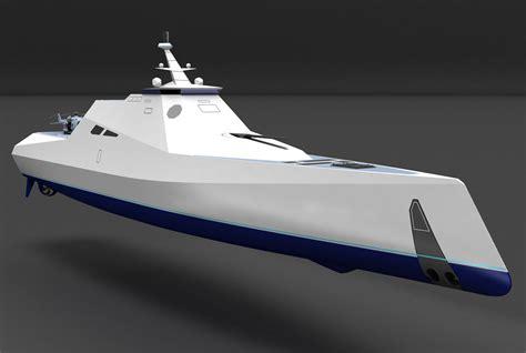 dessin bateau du futur navire du futur mise en place du corican mer et marine