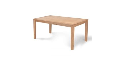 Oak Dining Table Uk Cadley Oak Dining Table Lifestyle Furniture Uk