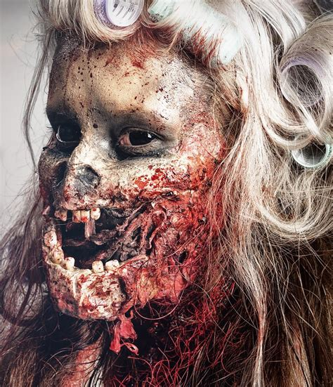 zombie sfx tutorial 15 scariest halloween zombie makeup tutorials for you to