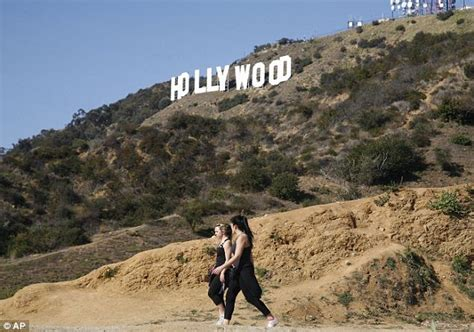 hollywood sign view near me police finally identify man whose severed head was found