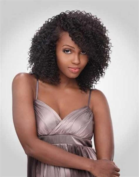 nigerian short hairstyles fixing fixing of curly weavon styles idea