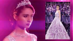 the and the crown books the crown by kiera cass official book trailer the
