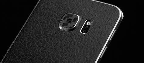 Skin 3m Black Leather Back Cover Samsung S6 Edge Galaxy S6 Edge Skins Wraps Covers 187 Dbrand