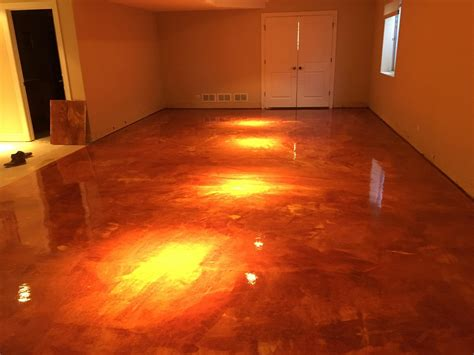 residential concrete floor coatings thermal chem corp
