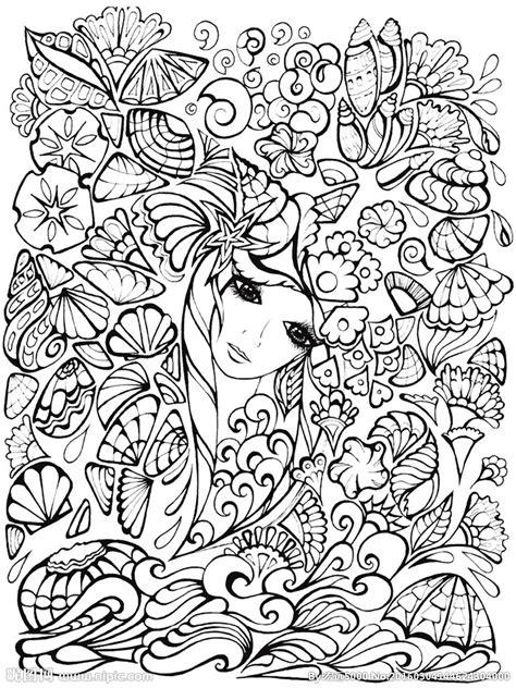 Welcome To Teri At Pretty By Nature by 秘密花园 填色卡设计图 条纹线条 底纹边框 设计图库 昵图网nipic